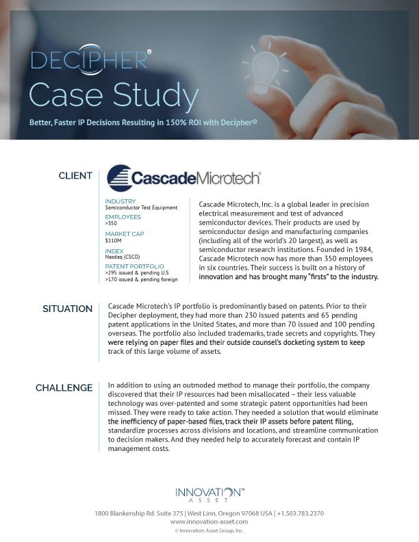 CaseStudy-Cascade