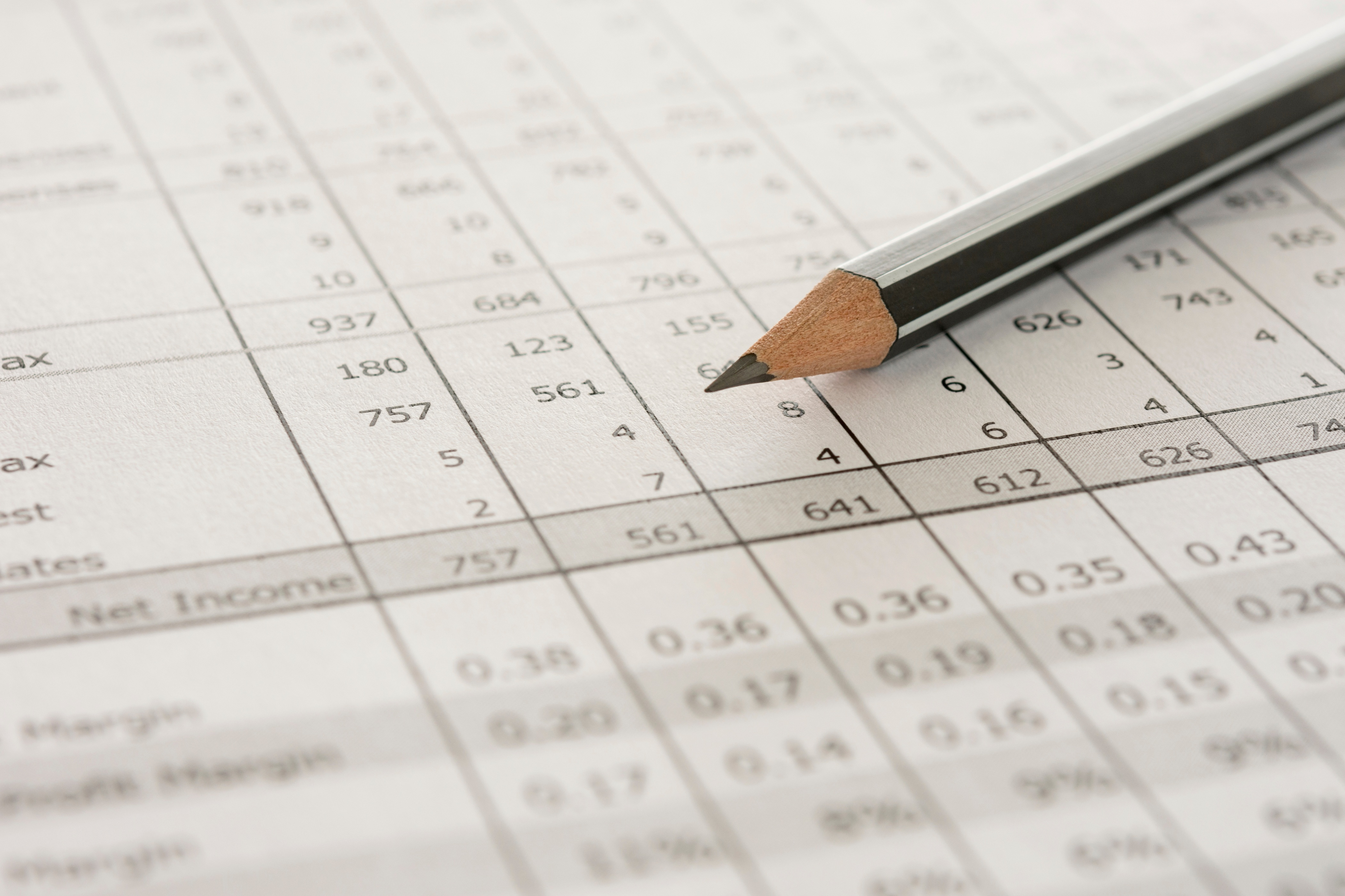 Impact of IP Data on Budgeting